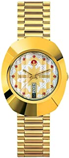 Rado Diastar Men's Multi Color Dial Metal Band Watch - R12413073
