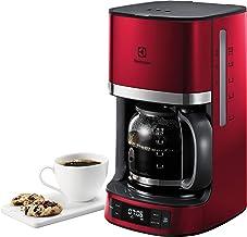 Electrolux Kaffebryggare Serie 7000 Modell EKF7700R, Kaffemaskin med Timer, Automatisk Avstängning, 1080 W, Glaskanna till...