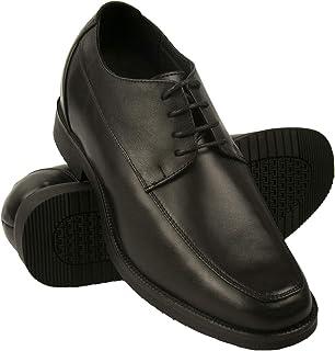 Zerimar Zapatos con Alzas Interiores para Hombres Aumento 7 cm | Zapatos de Hombre con Alzas Que Aumentan Su Altura | Zapa...