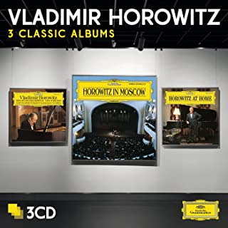 Horowitz-Three Classic Albums