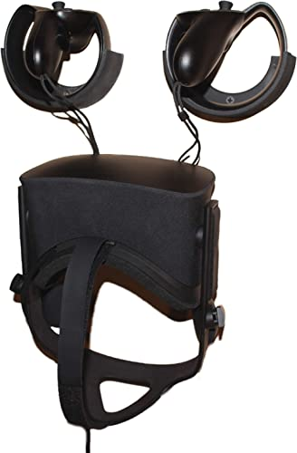 Mounting Accessories for Oculus Rift (Black, Bundle)