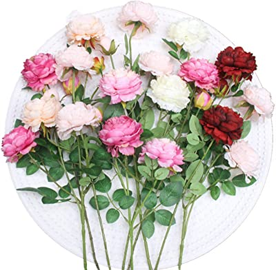 Stevia Artificial Flowers Home Decoration Beautiful Flores Bouquet For Wedding Party Garden Supplies Mariage Fake Flowers Festive & Party Supplies