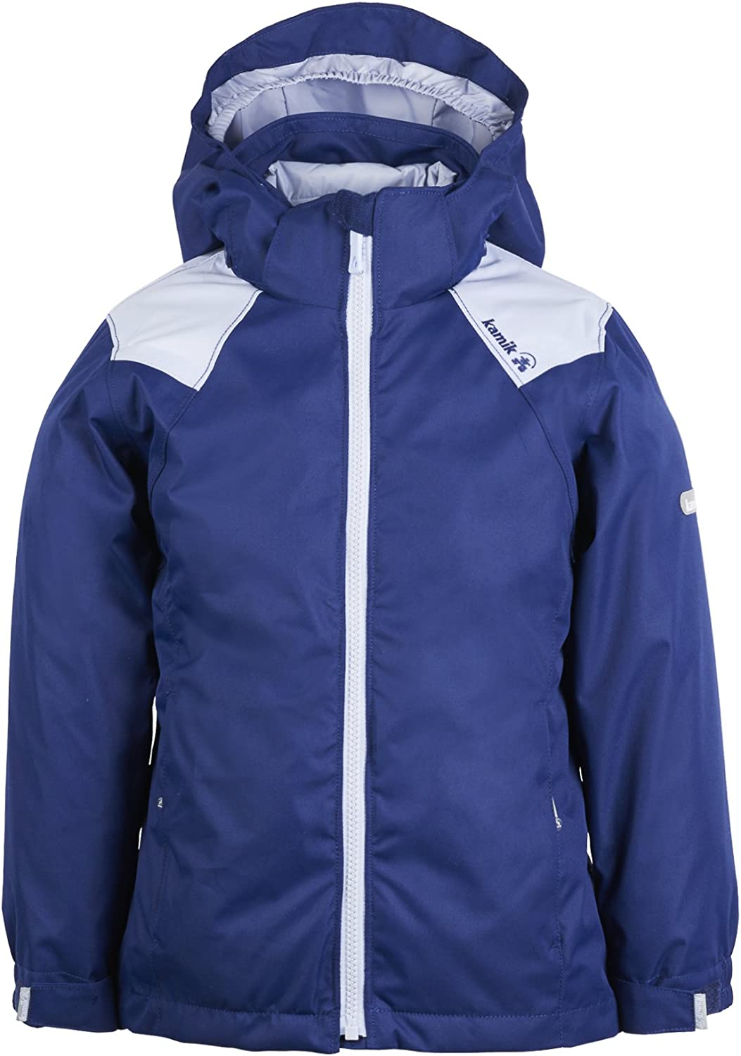 Kamik Winter Apparel Girls Lux 3 in 1 Down Systems Jacket