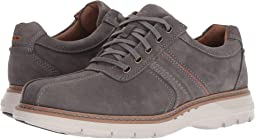 Dark Grey Tumbled Leather
