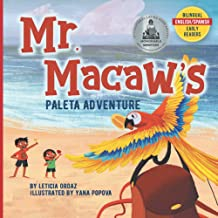 Sponsored Ad - Mr. Macaw's Paleta Adventure
