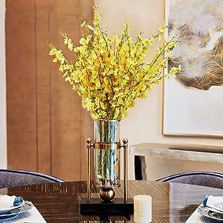 Decoracion Jarrones La decoración del florero moderno Luxury Light 12 Bailar orquídea de la sala de televisión estadounide...
