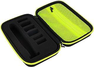 Storage Case for Philips Shaver, EVA Portable Case Electric Trimmer Shaver Travel Case Protective Cover Storage Bag for Ph...