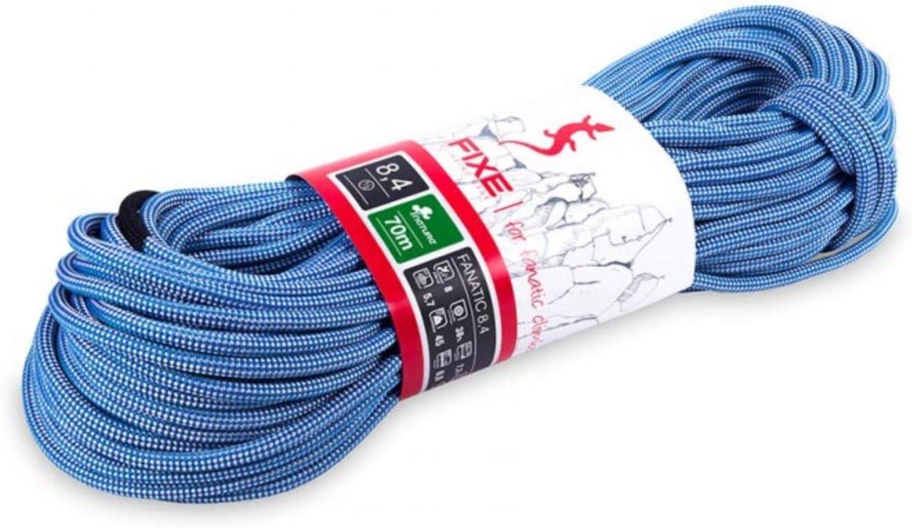 Fixe Fanatic Cuerdas, Sin género, Azul, 10: Amazon.es ...