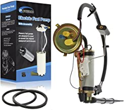 POWERCO Electric Fuel Pump Module Assembly E7091S SP7091H with Sending Unit Tank Seal Replacement for Jeep Wagoneer 4.0 1987-1990