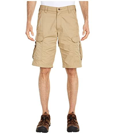 Carhartt Force Broxton Cargo Shorts (Dark Khaki) Men
