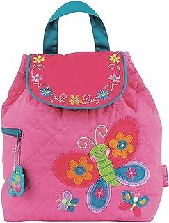 حقيبة ظهر مبطنة من ستيفن جوزيف، بتصميم فراشة