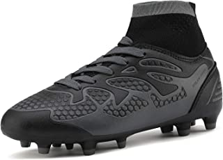 youth high top soccer cleats