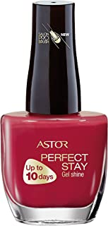 Astor Perfect Stay Gel Shine Esmalte de Uñas Tono 629 Classy Red - 48 g