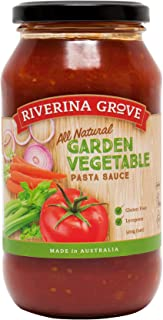 Riverina Grove Garden Vegetable Pasta Sauce 500 g