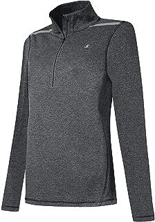 Champion Gear153; Women's Marathon 1/4 Zip Long-Sleeve Top W0548T