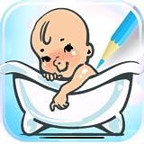 Livre de coloriage de bébé doux
