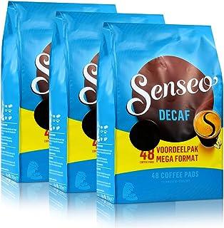 Senseo Decaffinated Coffee Pads 3X (48 Pads)