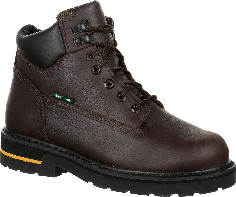 Georgia Boots Waterproof Work Mens GB0275IA