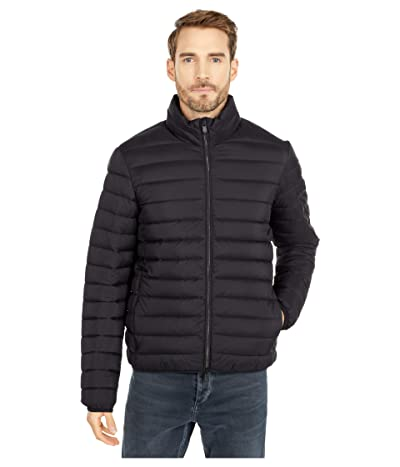 Save the Duck Dull Finish Mitey Puffer Jacket (Black) Men