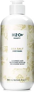 Body Wash, Moisturizing Sea Salt Shower Gel with Vitamin E, 12.2 Oz | H2O+ Body Care | Luxury Beauty