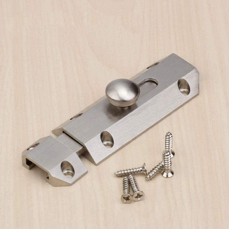 SHENGLI Door Latch Brass Sliding 4 years warranty Security Lock Austin Mall Barrel Bolt