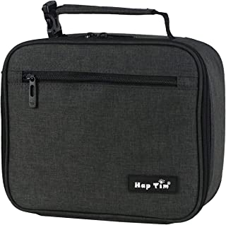 Insulated Lunch Box for Men/Women/Adults,Reusable Lunch Bag,Tough & Spacious Adult Lunchbox(AE-N18654-DG)