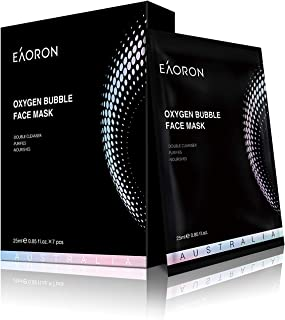 EAORON Oxygen Bubble Face Mask 7 pieces Mpack, 150 g