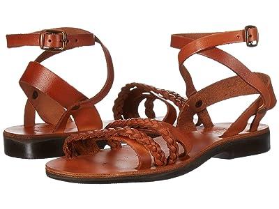 Jerusalem Sandals Asa (Honey) Women