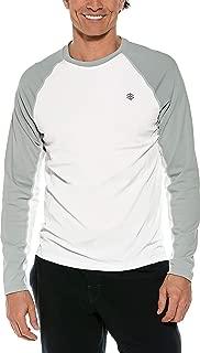 UPF 50+ Men's Long Sleeve Hightide Swim Shirt - Sun...