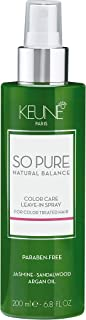 KEUNE So Pure Color Care Leave In Spray, 6.8 fl. oz.