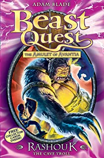 Beast Quest: Rashouk the Cave Troll: Series 4 Book 3