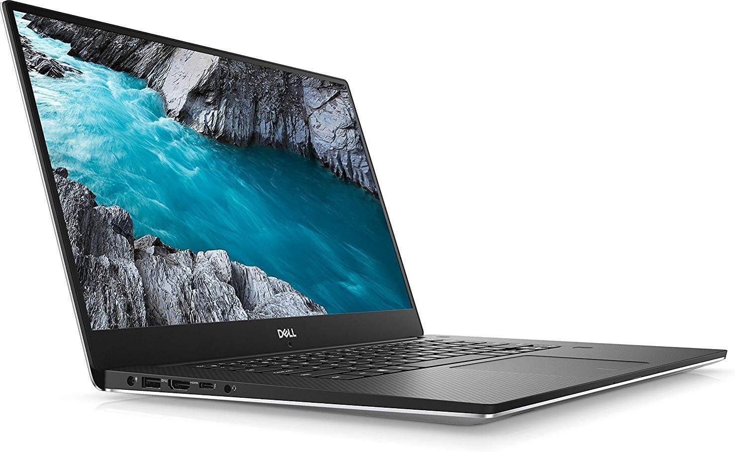 Dell XPS 15 9570 Gaming Laptop i9-8950HK GTX 1050Ti 4GB 15.6in 4K UHD Anti-Reflective Touch 2TB SSD   32GB RAM   Win 10 PRO 64Bit (Renewed)