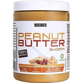 Weider Whey Protein Spread 250 g. Crema de avellana con 22% de ...