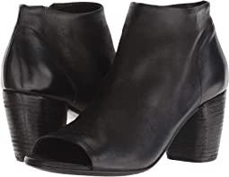 Zipper Detail Bootie