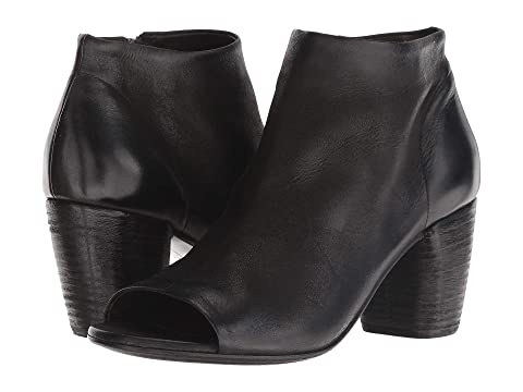 Marsell Zipper Detail Bootie