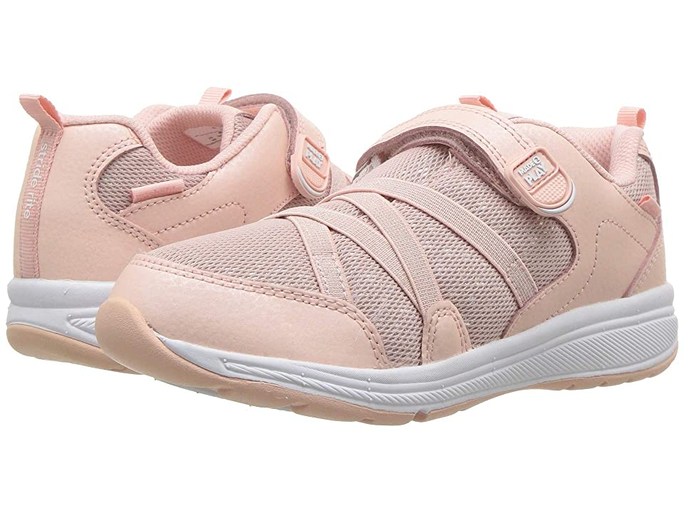 Stride Rite M2P Emmy (Toddler/Little Kid) (Dusty Pink) Girls Shoes