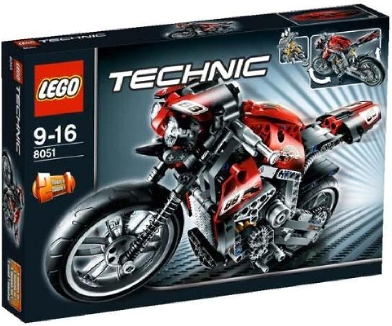 popular LEGO LEGO LEGO Technic 8051 - Moto de Cocheretera (ref. 4559147)  venta