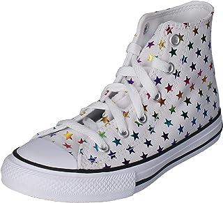 Converse - Chucks CTAS Hi 670686C Star Print, Taille:38.5 EU