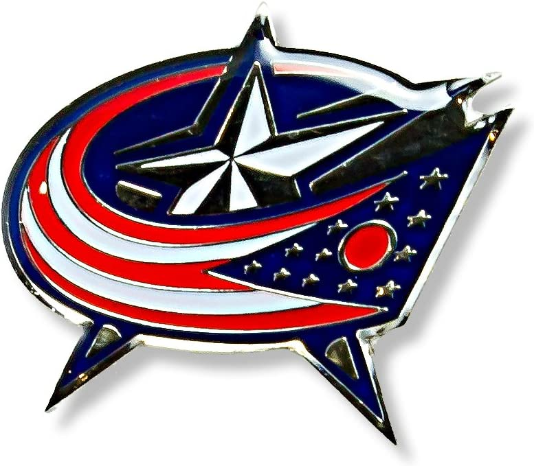 aminco NHL Columbus Popular product Blue Jackets Team team Animer and price revision NHL- Pin color Logo