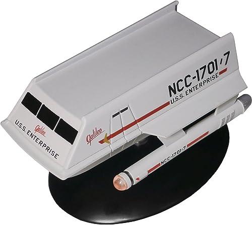Star Trek Modell U.S.S. Enterprise 1701 Shuttlecraft Galileo Eaglemoss Shuttle