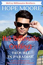 Her Billionaire Cowboy's Trouble in Paradise (McCoy Billionaire Brothers Western Romance Book 3)