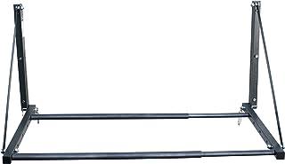 MAXXHAUL 70489 Capacity Foldable Tire Rack (300-lb), Black