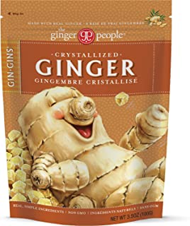 The Ginger People Crystallized Candy, 3.5 Ounce (Pack of 12)