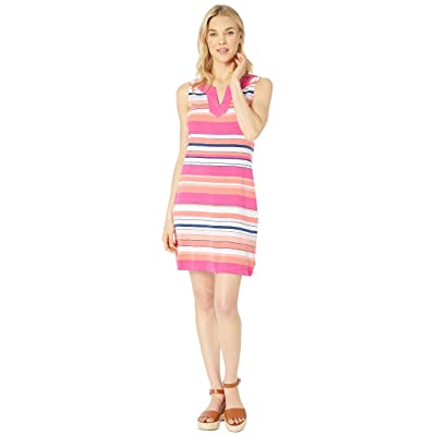 Tommy Bahama Bold Bolder Sleeveless Shift Dress (Rose Bed) Women
