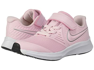 Nike Kids Star Runner 2 (Little Kid) (Pink Foam) Girls Shoes