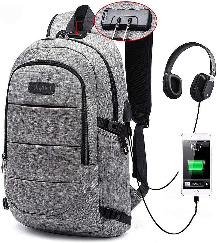 Laptop Backpack for Men Women Limited price Theft Anti School Waterproof Boo safety
