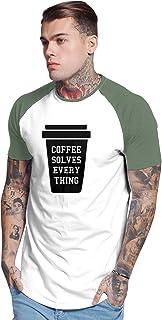 Coffee Solves T-shirt - 100% cotton