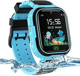 Kids Smart Watch for Boys Girls, IP67 Waterproof Kids...