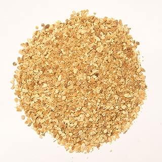 Lemon Peel Minced Zest - 2 Pounds - Dehydrated California Peel by Denver Spice