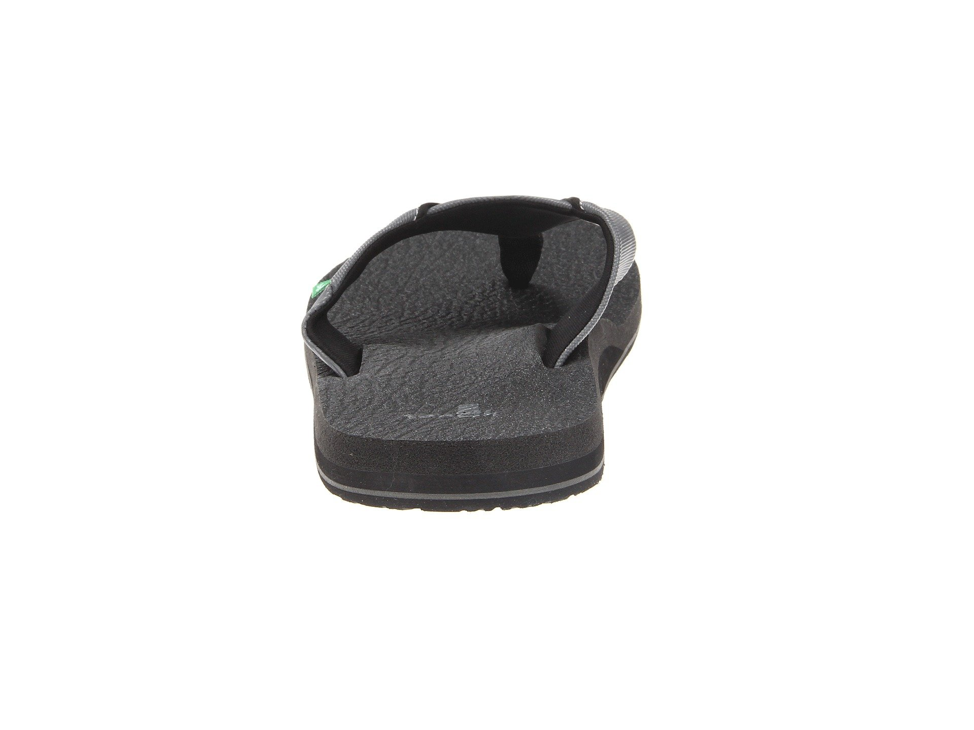 Black Beer Cozy grey Sanuk Black grey Sanuk Beer Cozy qHp7xdW5w7